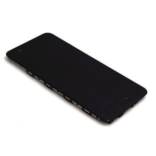 Huawei P10 Scherm Versammlung Compleet met Behuizing Zwart