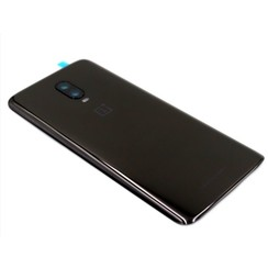 Oneplus 6T Back Cover Black