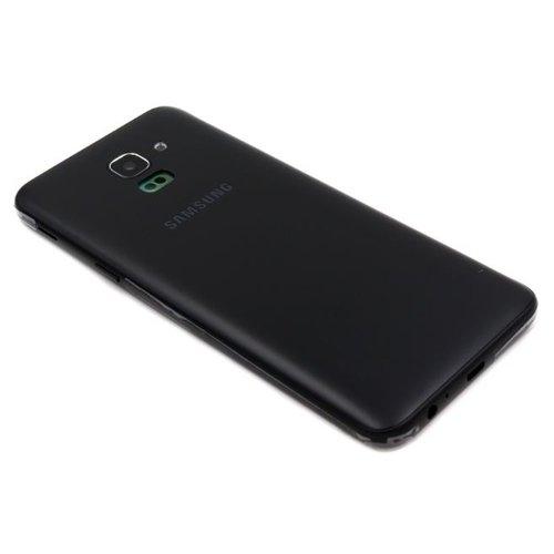 Samsung J6 2018 (J600F) Rear Housing Assembly Black