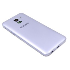 Samsung J6 2018 (J600F) Achter Behuizing Assembly Paars