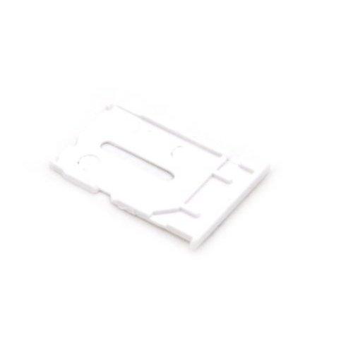 OnePlus One Sim Kaart Tray Bescherming Wit