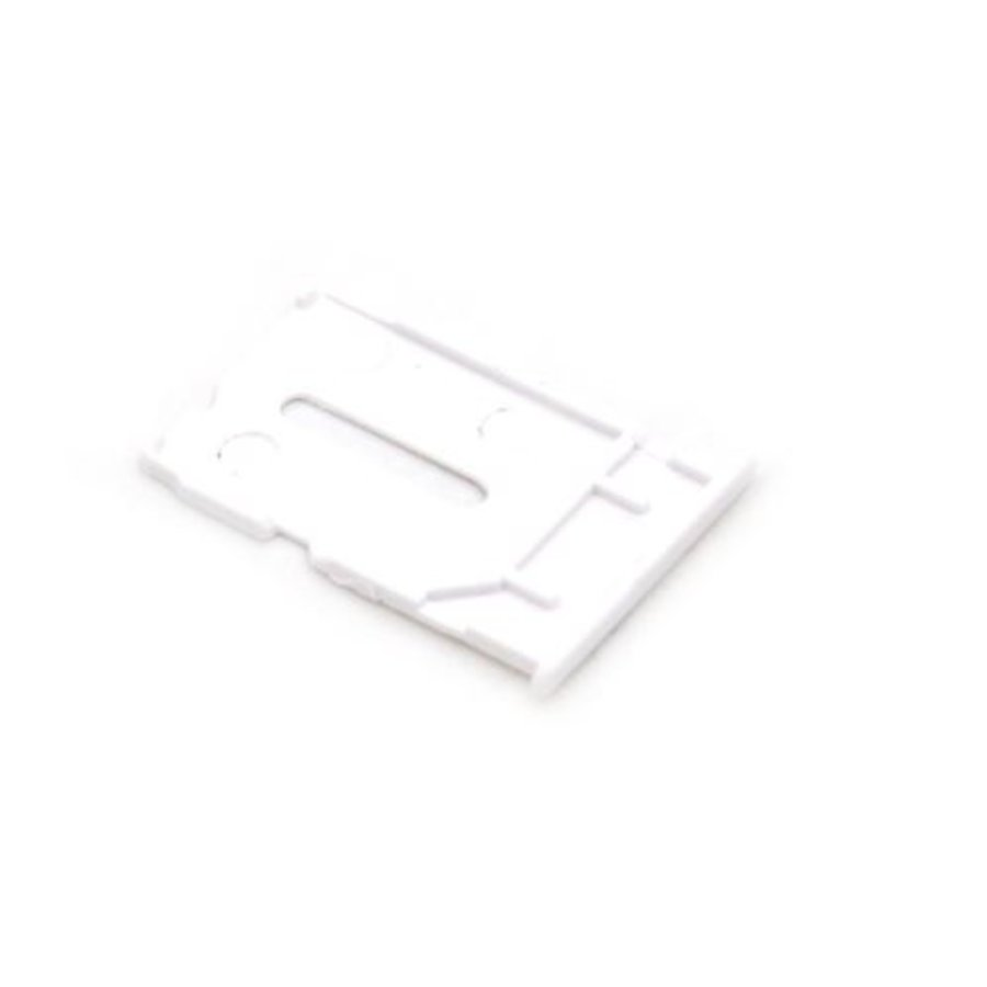 OnePlus One Sim Kaart Tray Bescherming Wit-1