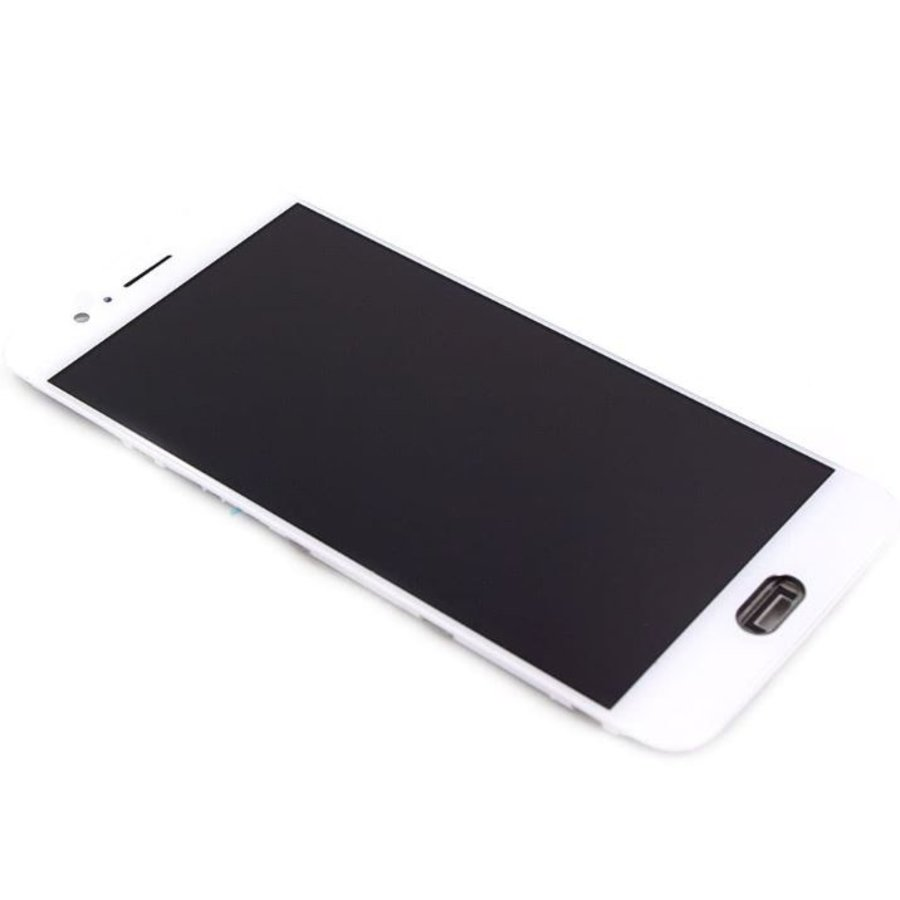 OnePlus Five Display Assembly Complete with Housing White-1