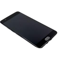 OnePlus Five Scherm Assembly Compleet met Behuizing Zwart