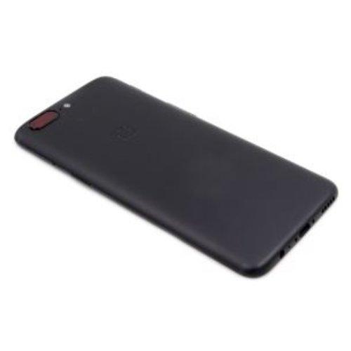 OnePlus Five Achterkant Assembly Zwart
