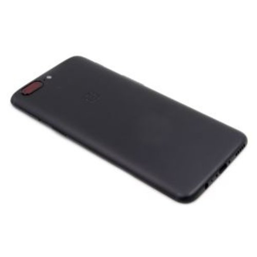 OnePlus Five Rear Housing Assembly Black