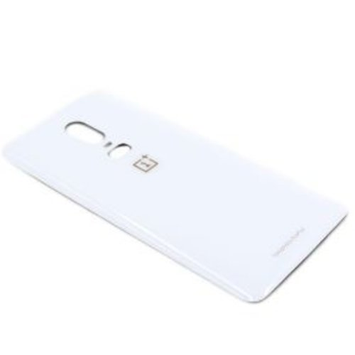 OnePlus 6 Back Cover White