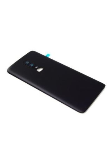 OnePlus 6 Achterkant Zwart