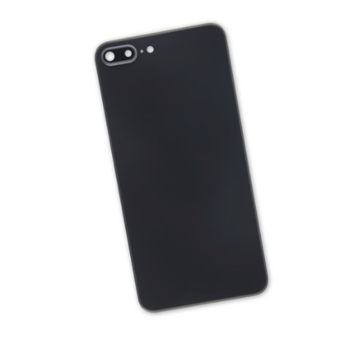 iPhone 8 Plus Back cover zwart
