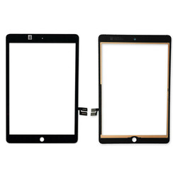 "iPad 7th Gen - 10,2"" - 2019  (A2197 - A2200 - A2198) Digitizer (OEM) - Black"