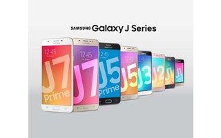 Galaxy J-Serie