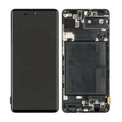 Samsung Galaxy A71  A715F Display en Digitizer Complete