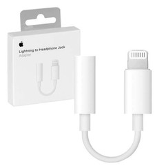 Apple Lightning To Headphone Jack (MMX62ZM/A)