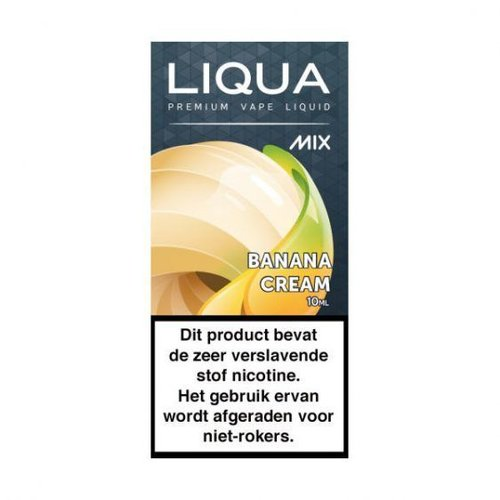 liqua Banana cream