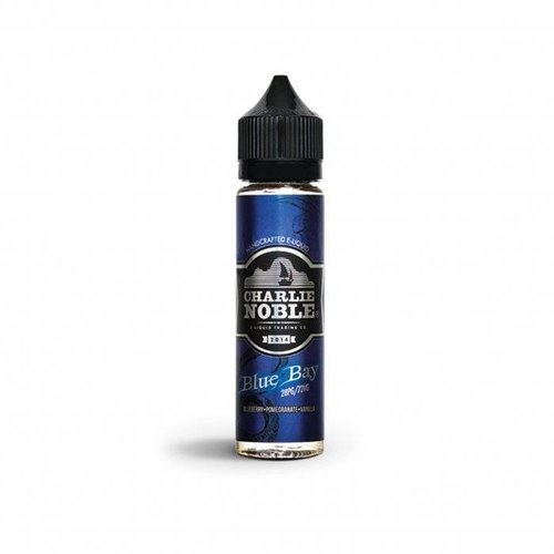 Charlie noble blue bay shake and vape(50ml)