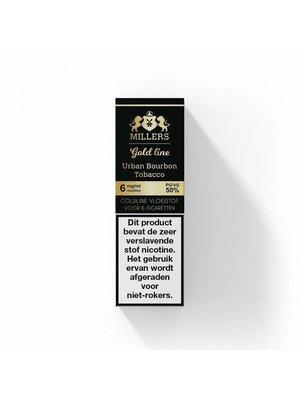 Millers urban bourbon tobacco  100% VG