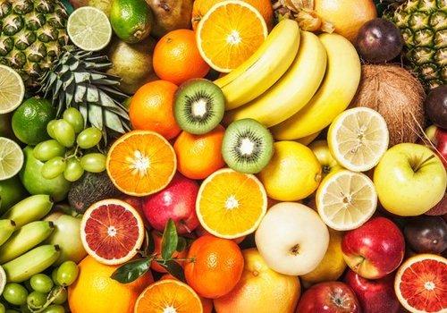 Alle fruit smaken