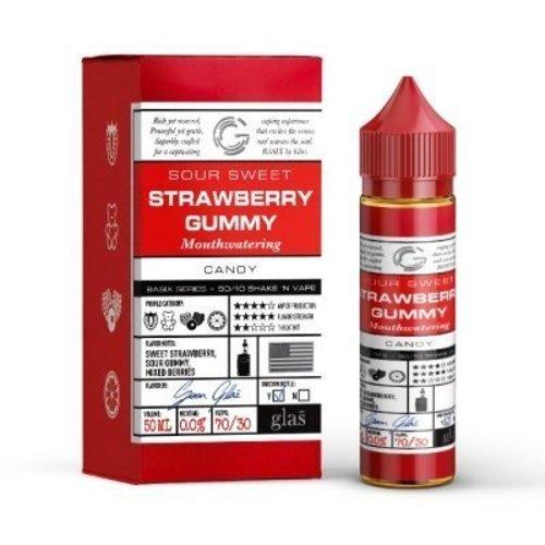 Glas Basix Glas Basix Strawberry Gummy 50ML