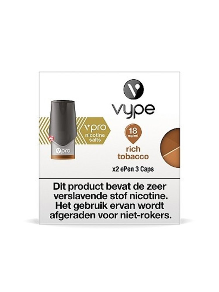 Vype Vype ePen 3 Rich Tobacco