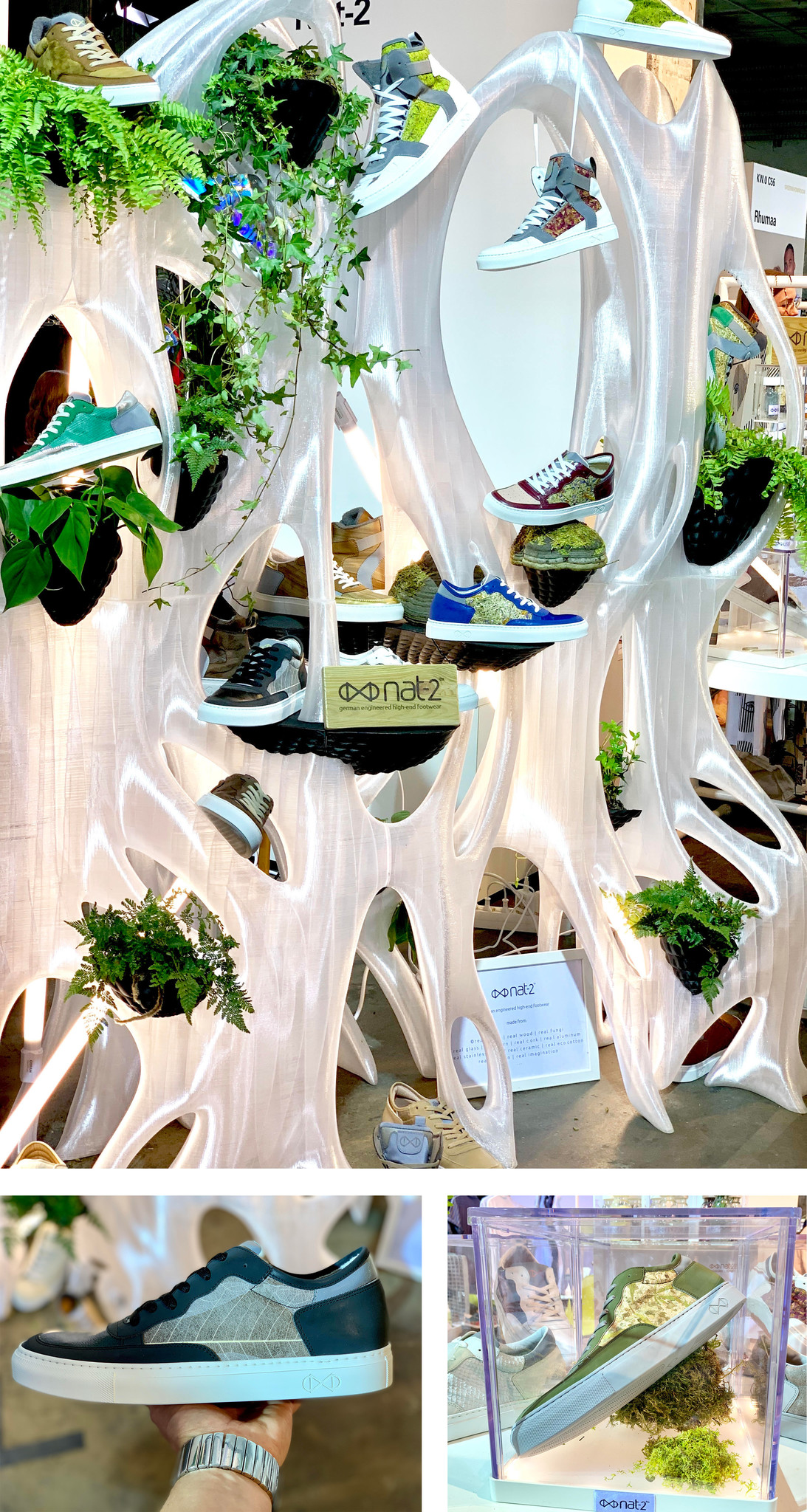 NEONYT, het event voor duurzame innovatieve fashion