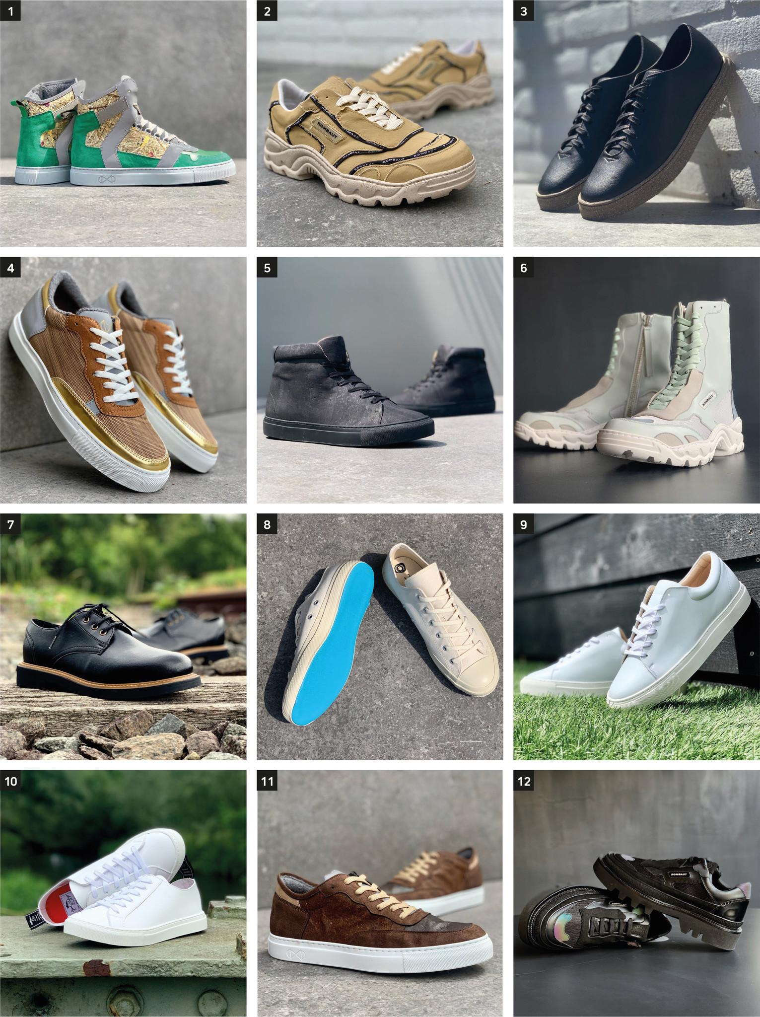 12  beste vegan sneakers voor heren