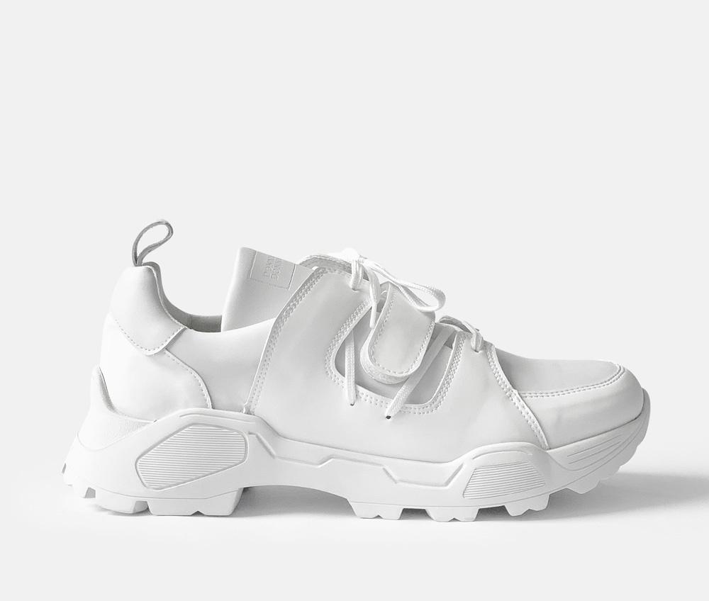 Donnant Donnant - Shell Sneaker White
