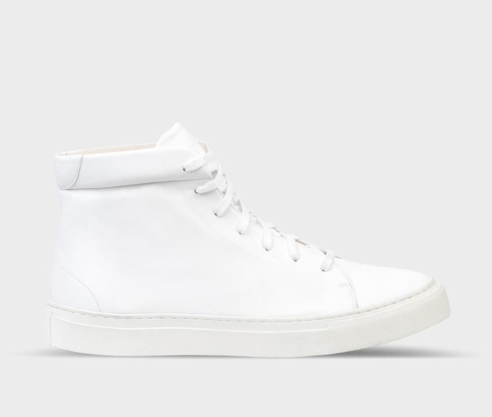 Sydney Brown - Sneaker High White