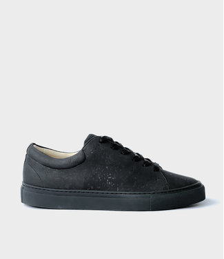 Sydney Brown Sneaker Low - Charcoal