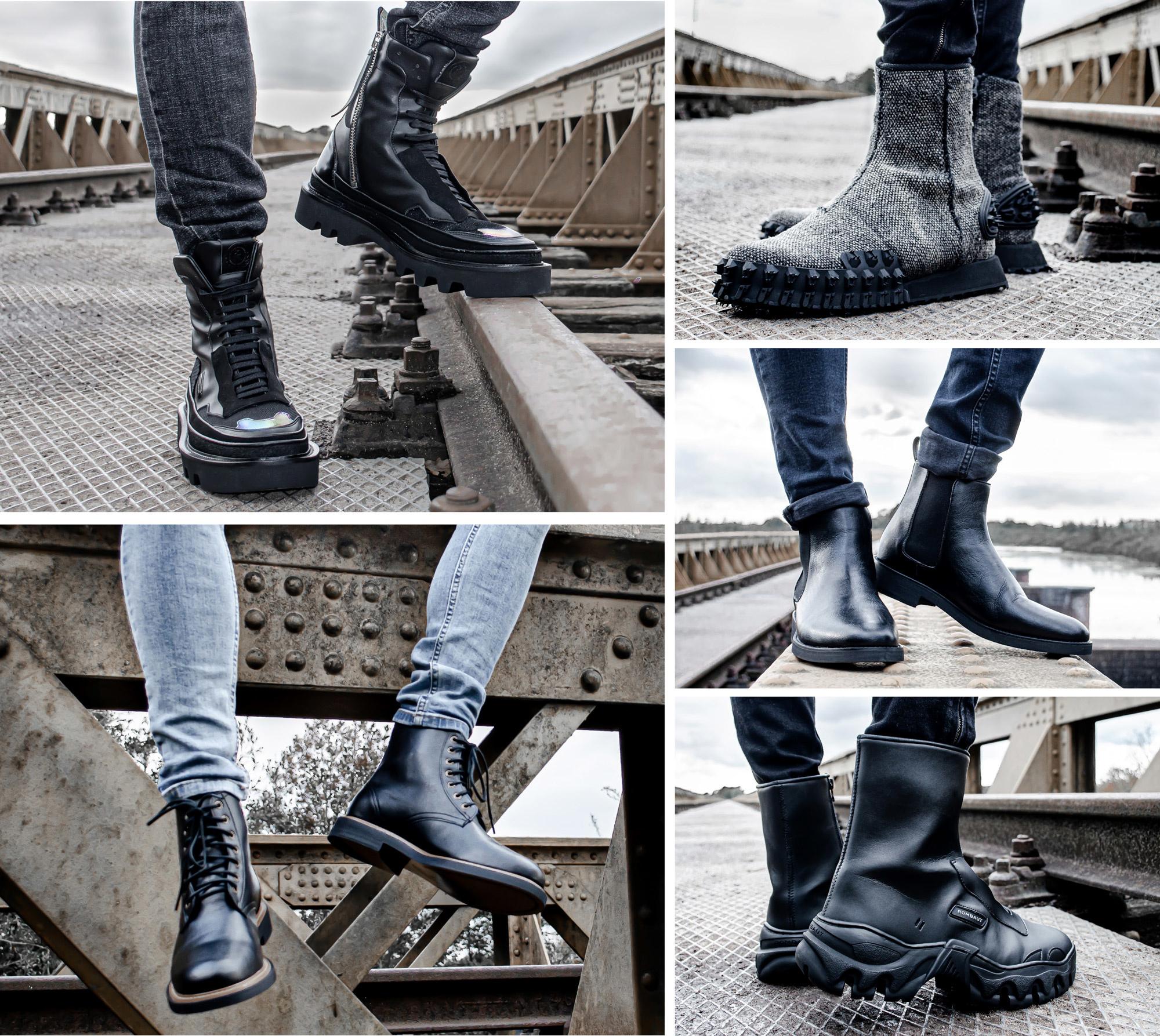 Top 5 best vegan men's boots for this winter