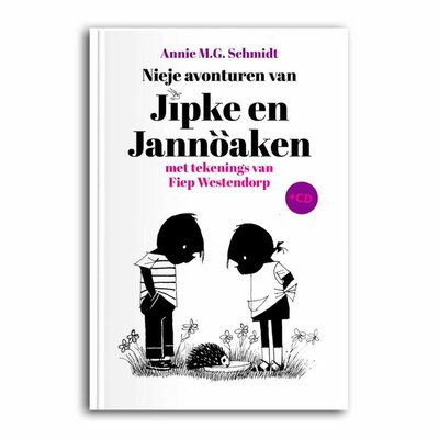 Jipke en Jannöaken - in het Twents (incl CD)