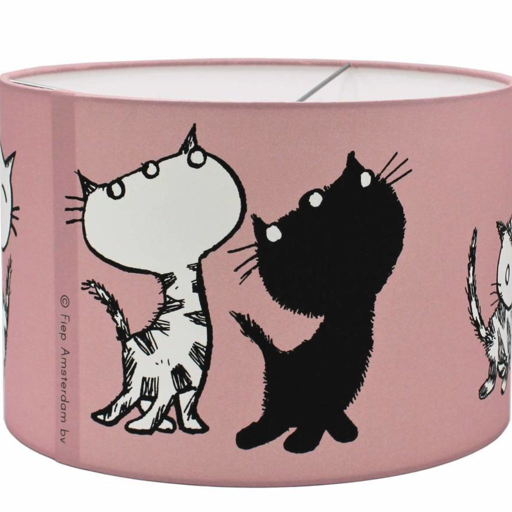 Designed4Kids Hanglamp 'Pim en Pom' - roze