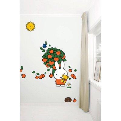 Kek Amsterdam Nijntje Muurstickers XL, 'Appelboom'