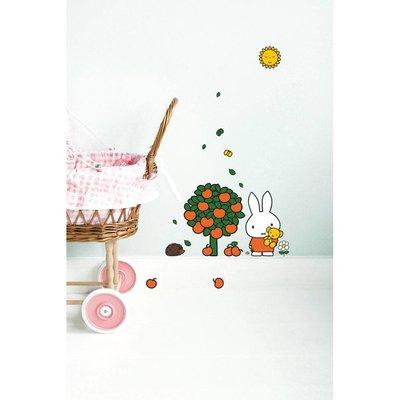 Kek Amsterdam Nijntje Muurstickers, 'Appelboom', small