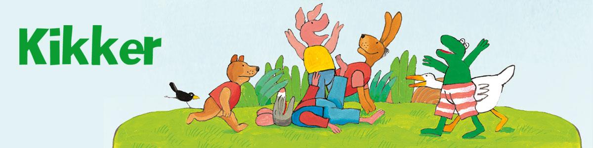 kikker max velthuijs boek speelgoed kinderboeken