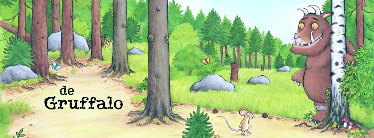 de gruffalo boek kinderboeken voorlezen