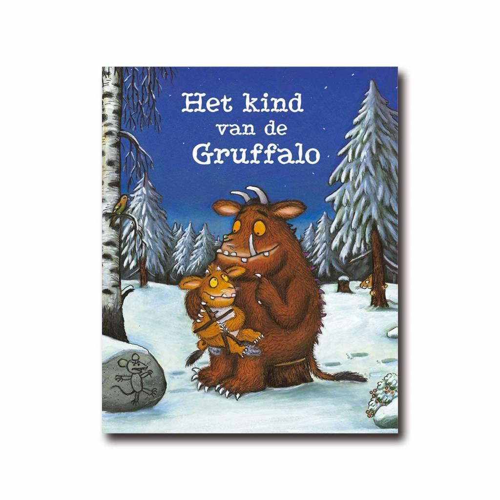 Lemniscaat Het kind van de Gruffalo prentenboek, Julia Donaldson en Axel Scheffler