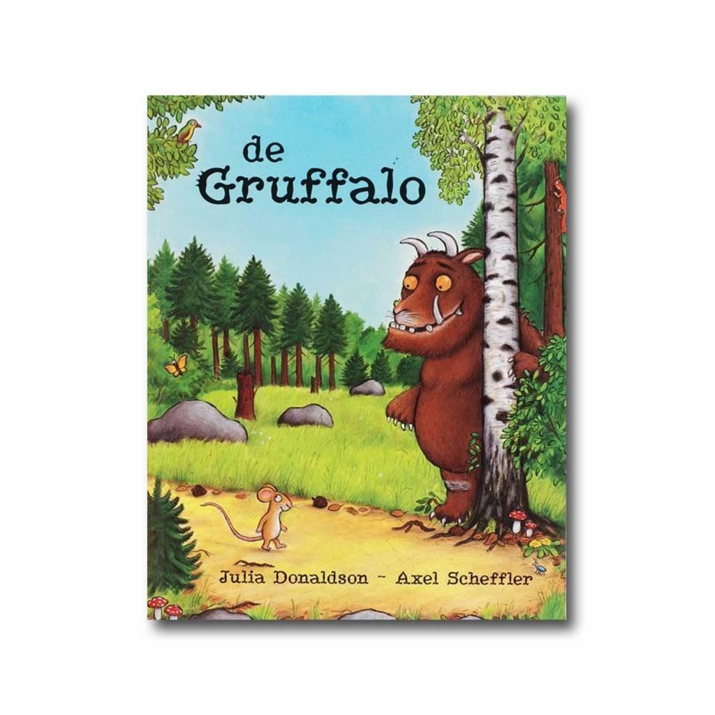 Lemniscaat De Gruffalo prentenboek, Julia Donaldson en Axel Scheffler