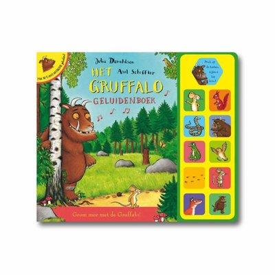 Lemniscaat De Gruffalo geluidenboek, Julia Donaldson