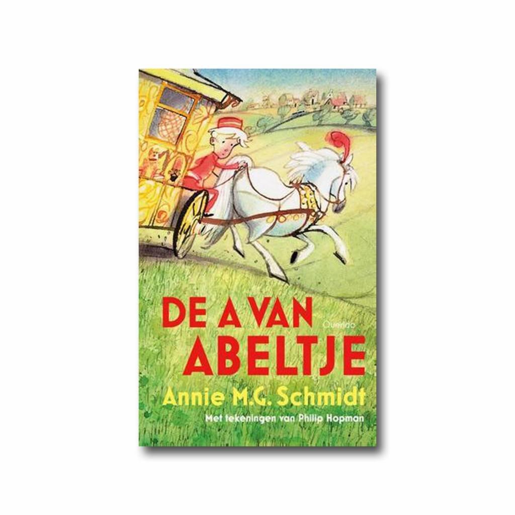Querido De A van Abeltje, Annie M.G. Schmidt