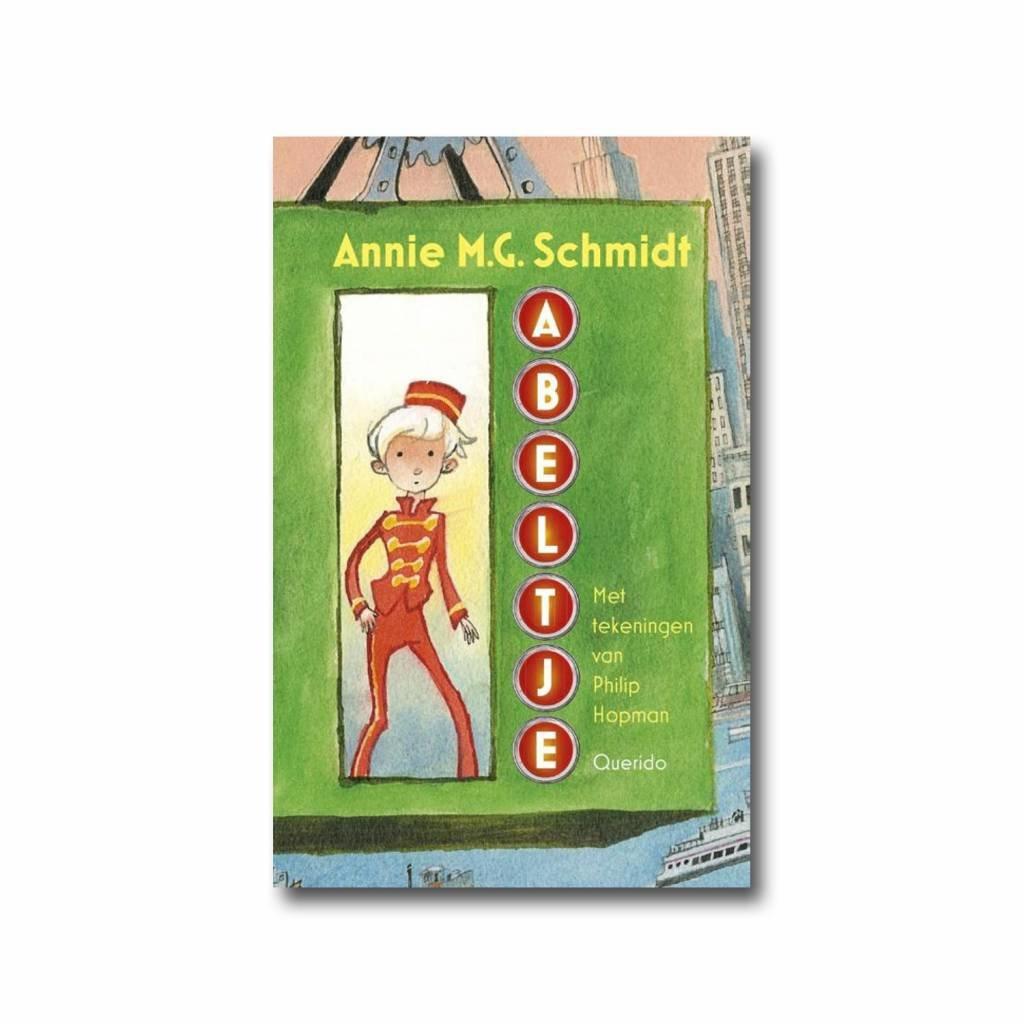 Querido Abeltje, Annie M.G. Schmidt
