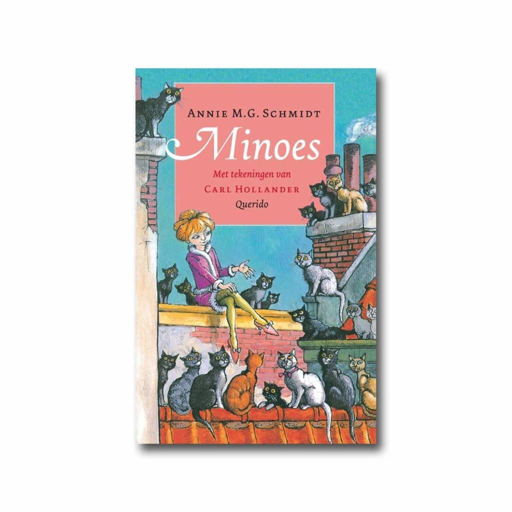 Querido Minoes, Annie M.G. Schmidt