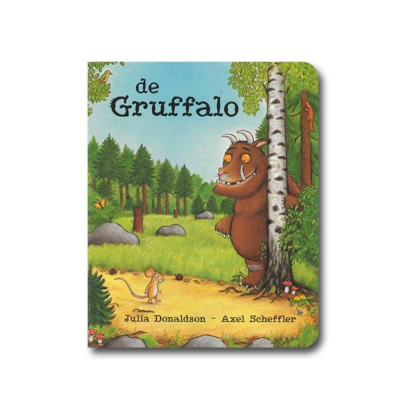 Lemniscaat De Gruffalo , kartonboekje,  Julia Donaldson