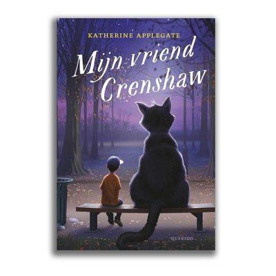 Querido Mijn vriend Crenshaw - Katherine Applegate