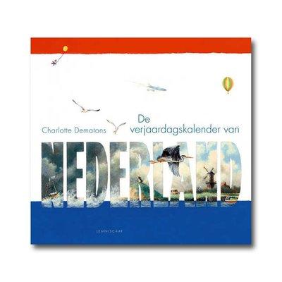 Lemniscaat De verjaardagskalender van Nederland, Charlotte Dematons