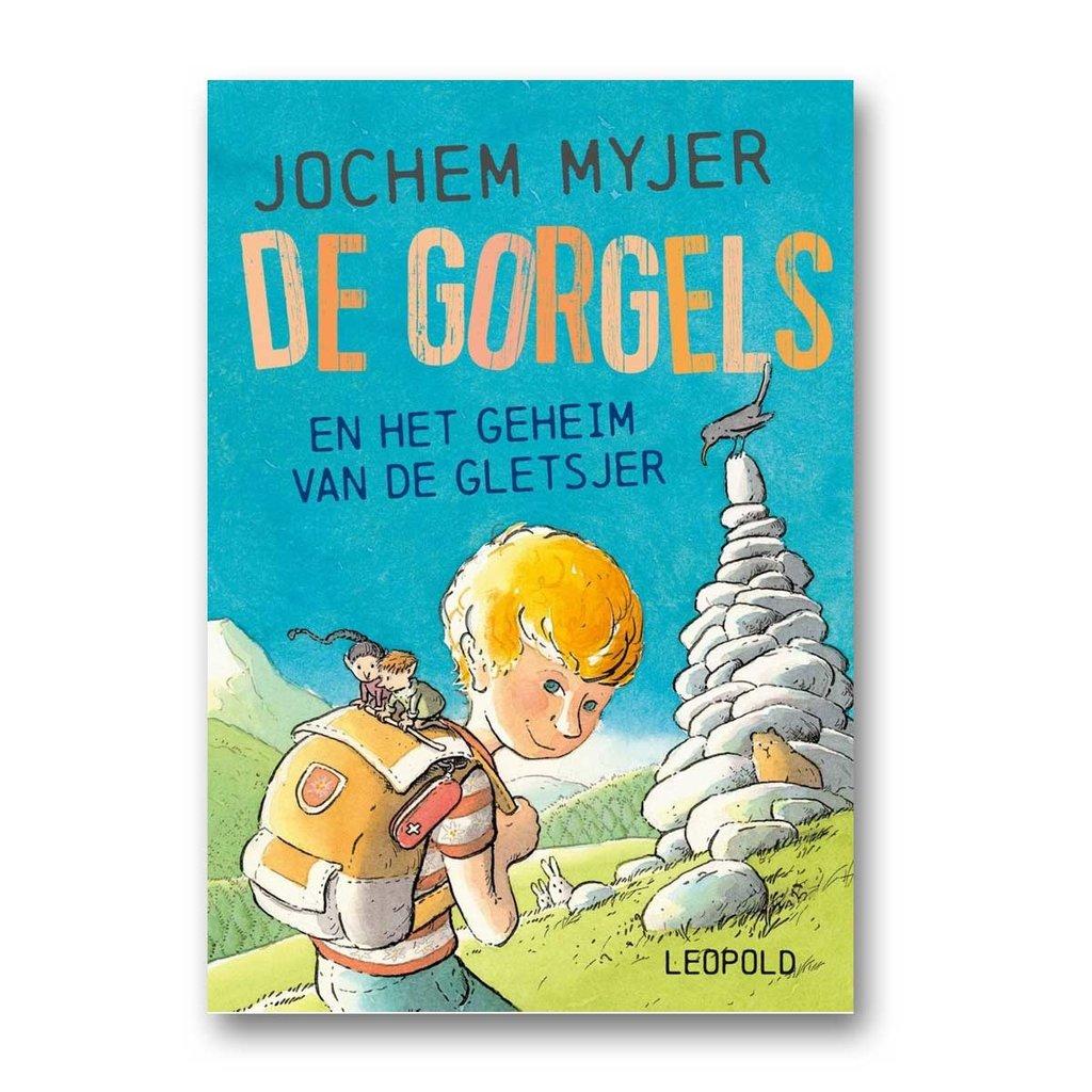 Leopold De Gorgels en het geheim van de Gletsjer - Jochem Myjer