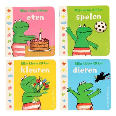 Kikker Kikker - Mijn Kleine Kikker (4 uitdeelboekjes)