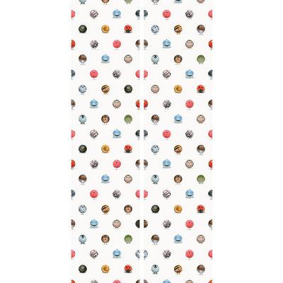 Kek Amsterdam Behang 'Animal Marbles' - Martijn van der Linden