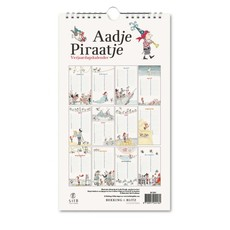 Bekking & Blitz Verjaardagskalender, Aadje Piraatje - Sieb Posthuma