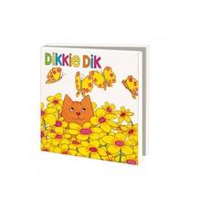 Bekking & Blitz Ansichtkaartenmapje, Bloemen - Dikkie Dik