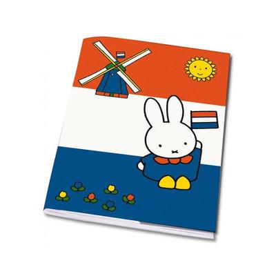 Bekking & Blitz Schriftje A5, Nijntje - Holland, Dick Bruna